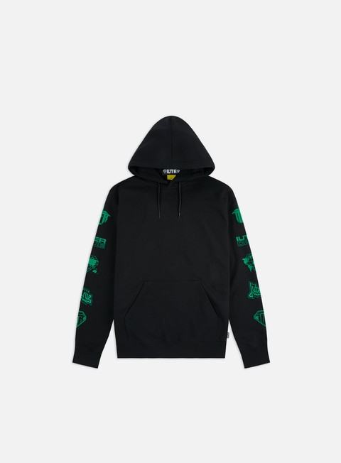 Hooded Sweatshirts Iuter Horns 2.0 Hoodie