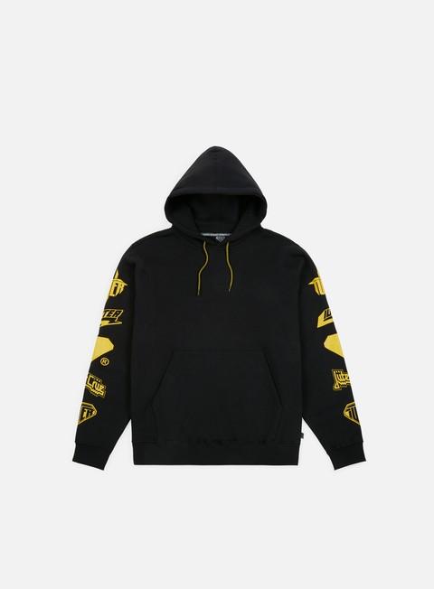 Hooded Sweatshirts Iuter Horns Hoodie