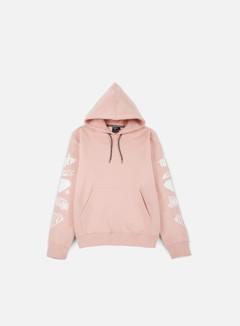 Iuter - Horns Hoodie, Pink