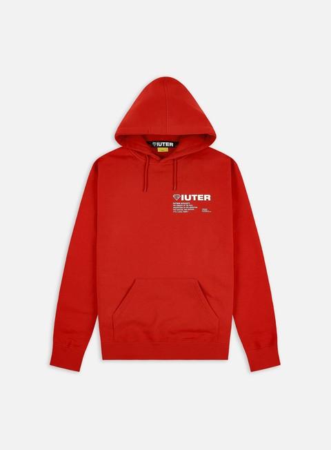 Hooded Sweatshirts Iuter Info Hoodie