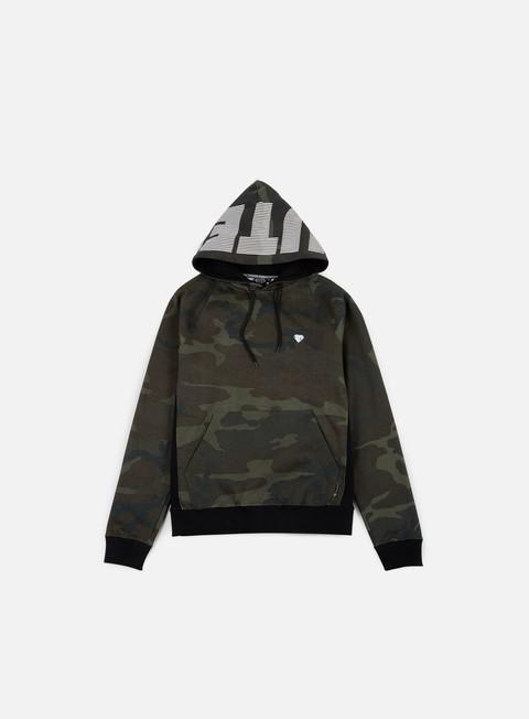 Hooded Sweatshirts Iuter Iuter Stripes Rag Hoodie