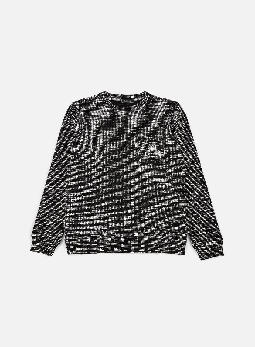 Iuter - Llama Knitted Sweater, Black