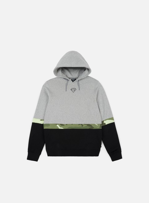 felpe iuter locut camo hoodie light grey