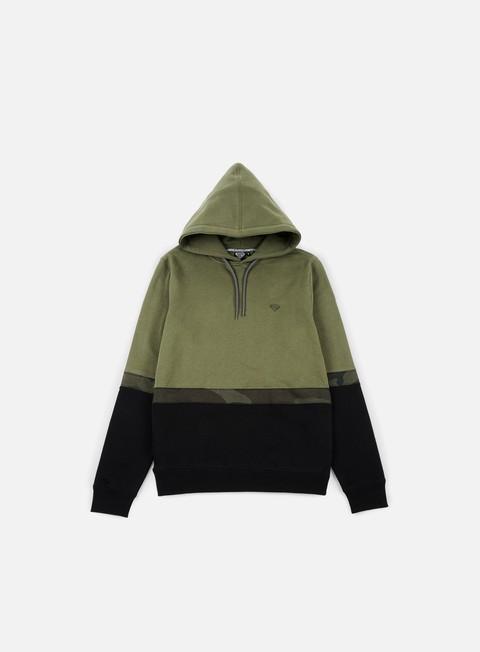 felpe iuter locut camo hoodie olive