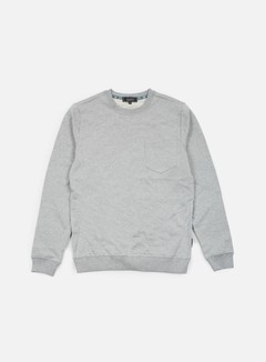 Iuter - Lower Pocket Crewneck, Wave 1