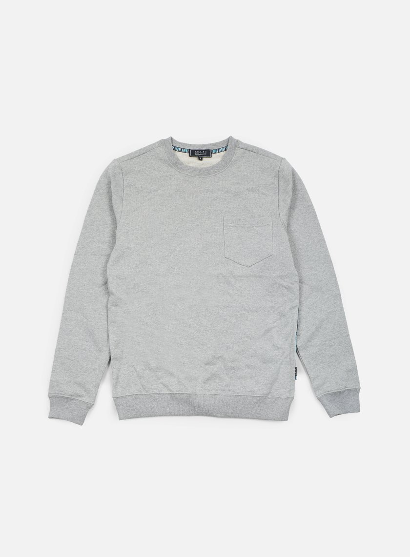 Iuter - Lower Pocket Crewneck, Wave