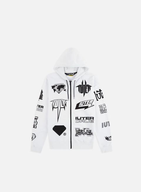 Hooded Sweatshirts Iuter Megahorns Zip Hoodie