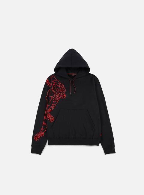felpe iuter nepal hoodie black