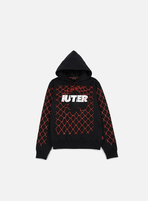 Hooded Sweatshirts Iuter Net Hoodie