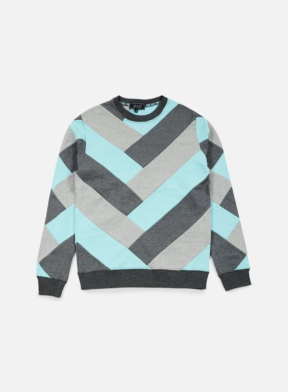36160fbb39c9 IUTER Parquet Multi Crewneck € 33 Crewneck Sweatshirts