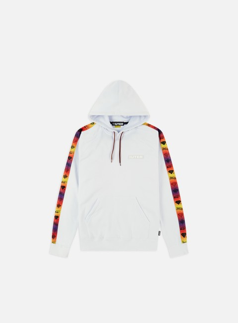 Hooded Sweatshirts Iuter Ribbon Hoodie