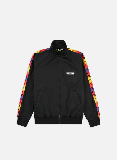 Track Top Iuter Ribbon Track Jacket