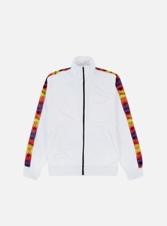 Iuter - Ribbon Track Jacket, White