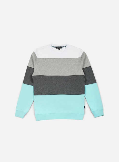 Sale Outlet Crewneck Sweatshirts Iuter Rule Stripes Insert Crewneck