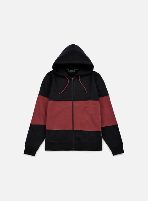 felpe iuter runner hoodie bordeaux