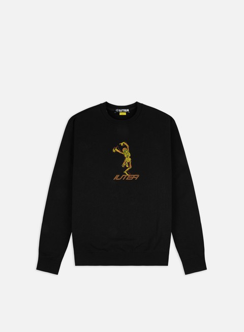 Iuter Skeleton Crewneck