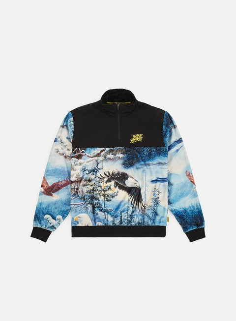 Zip Sweatshirts Iuter Snow Eagle Pullover