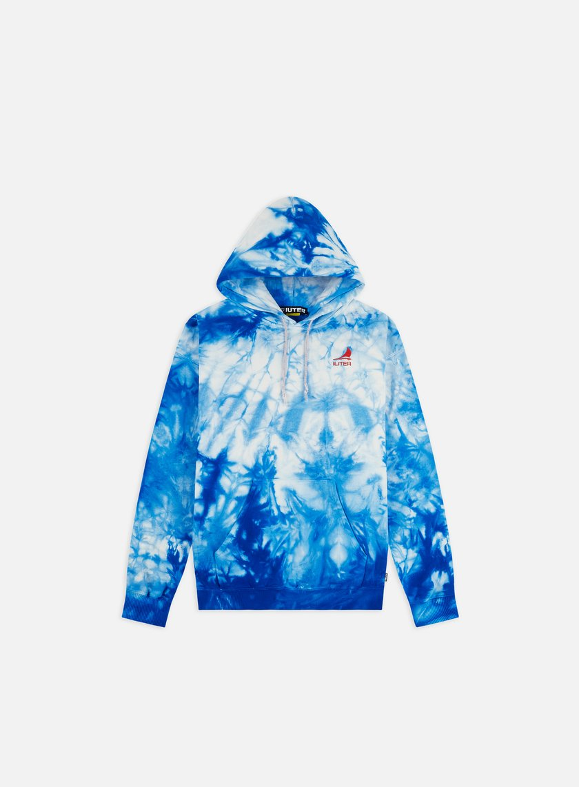 Iuter Technosail Marble Hoodie