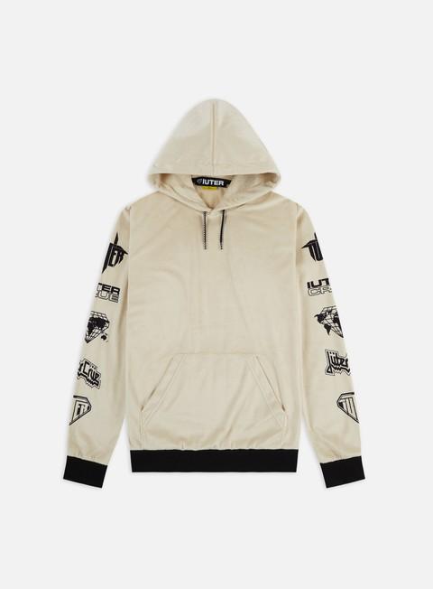 Hooded Sweatshirts Iuter Teddybear Horns Hoodie