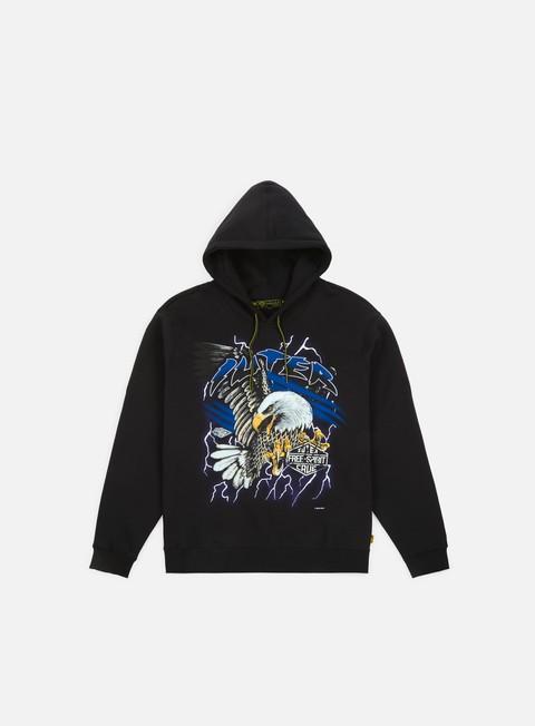 felpe iuter thunder hoodie black
