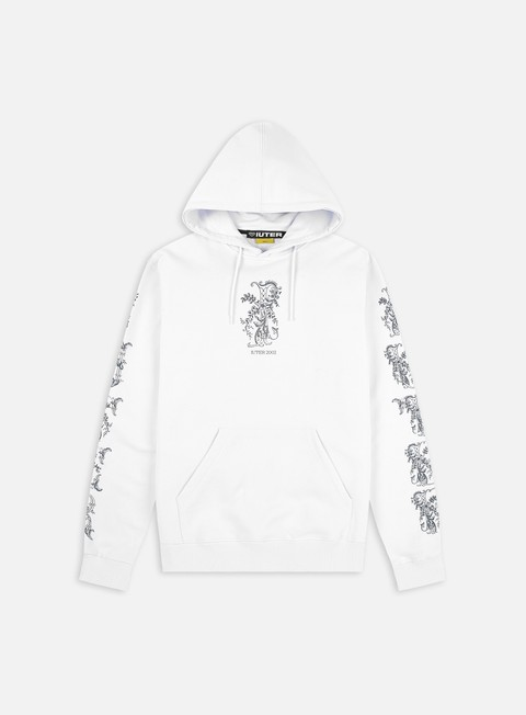 Hooded Sweatshirts Iuter Type Hoodie