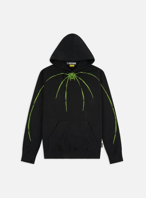 Hooded Sweatshirts Iuter Widow Hoodie