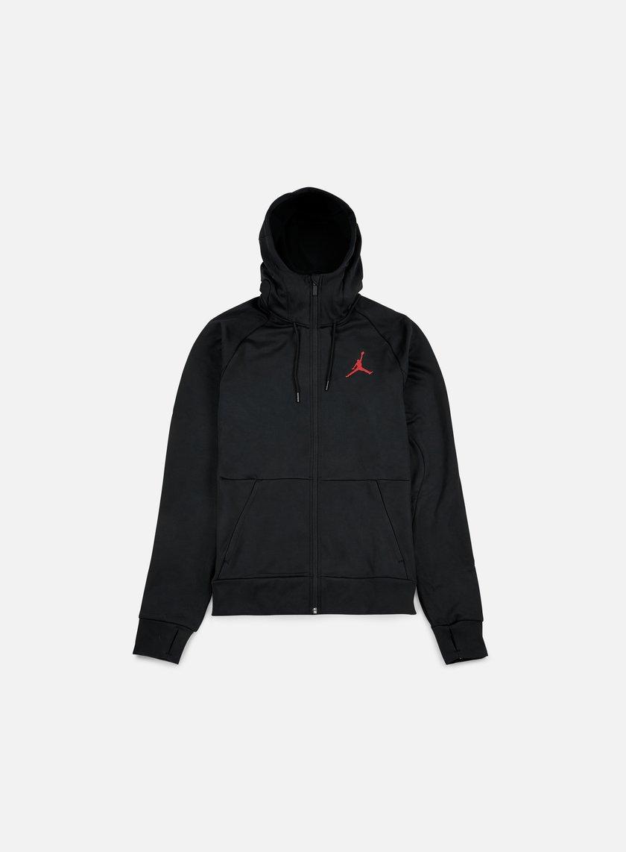 5385e04992e JORDAN 360 Fleece Full Zip Hoodie € 85 Hooded Sweatshirts   Graffitishop