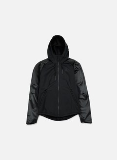 Jordan - 360 Therma Shield Max Full Zip Hoodie, Black/Black 1