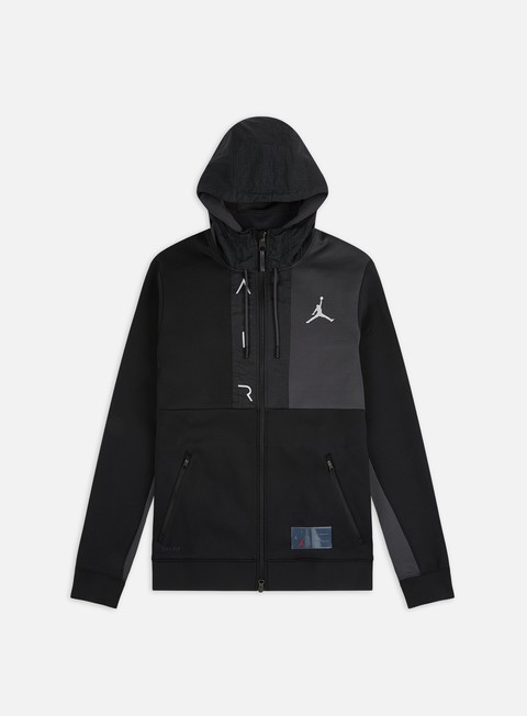 Jordan Air Fleece full Zip Hoodie