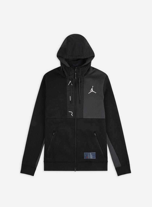 Jordan Air Fleece full Zip Hoodie