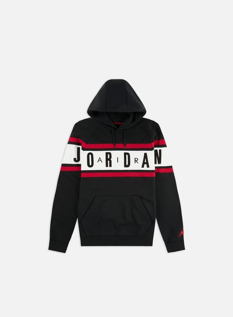 Hooded Sweatshirts Jordan Air Jordan Fleece Hoodie