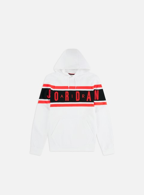 Logo Sweatshirts Jordan Air Jordan Fleece Hoodie