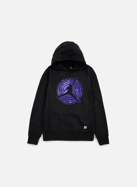 felpe jordan aj 11 hoodie black white