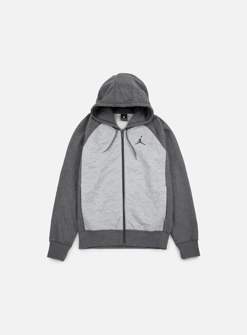 Hooded Sweatshirts Jordan AJ 3 Full Zip Hoodie