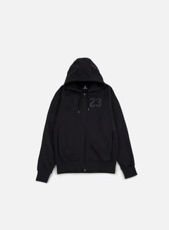 Jordan - AJ 6 Full Zip Hoodie, Black 1