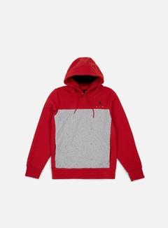 Jordan - Flight Fleece Cement Hoodie, Gym Red