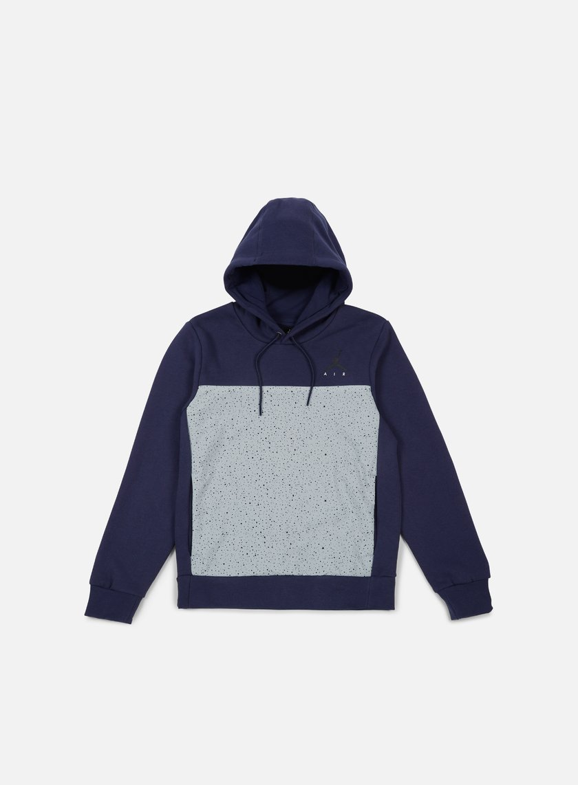 Jordan Flight Fleece Cement Hoodie