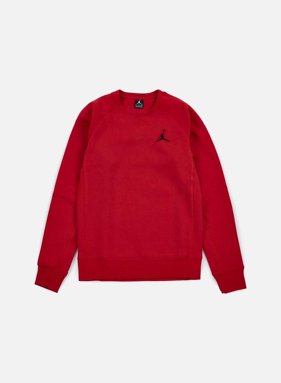 59045c080c68 JORDAN Flight Fleece Crewneck € 59 Crewneck Sweatshirts