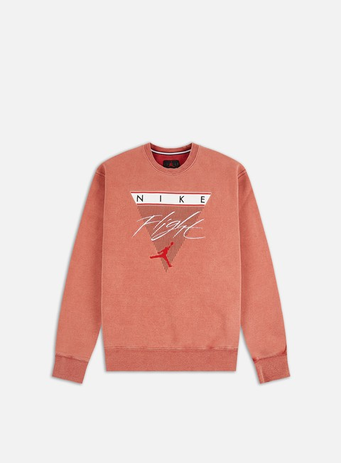 Jordan Flight Fleece GFX Crewneck
