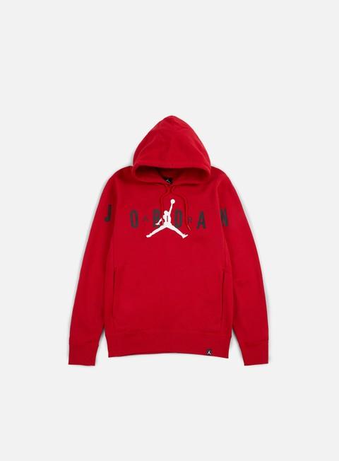 Felpe con Cappuccio Jordan Flight Fleece Graphic Hoodie