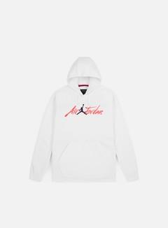 Jordan - Greatest Jumpman Hoodie, White/Black