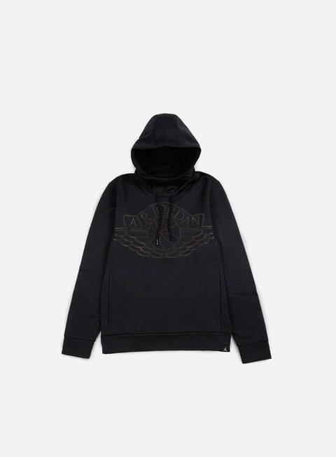 Sale Outlet Hooded Sweatshirts Jordan Jordan Wings Therma Basketball Hoodie