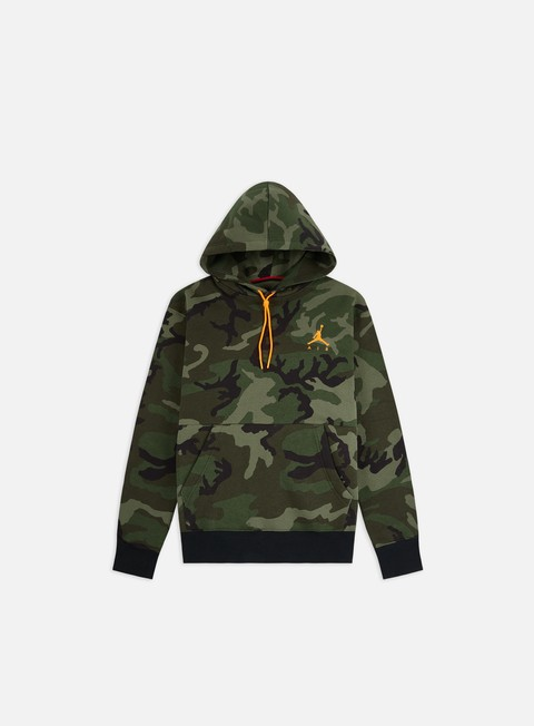 Jordan Jumpman Air Camo Fleece Hoodie