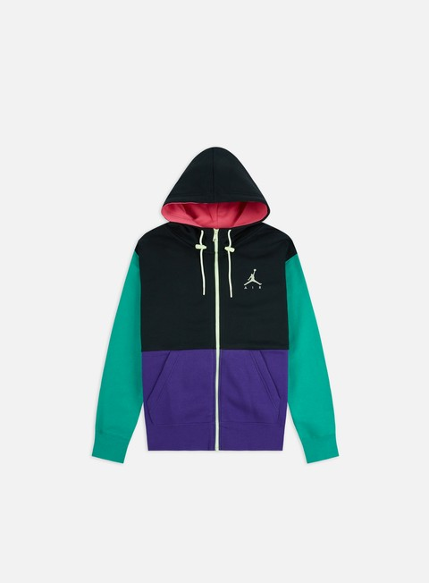 Felpe con Zip Jordan Jumpman Air Fleece Full Zip Hoodie