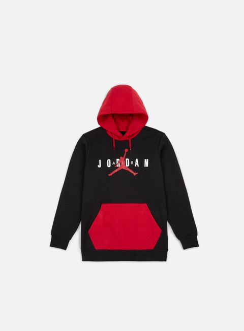 Felpe Logo Jordan Jumpman Air Fleece Hoodie