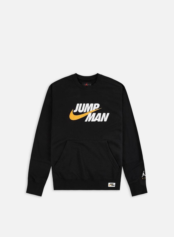 Jordan Jumpman Fleece Crewneck