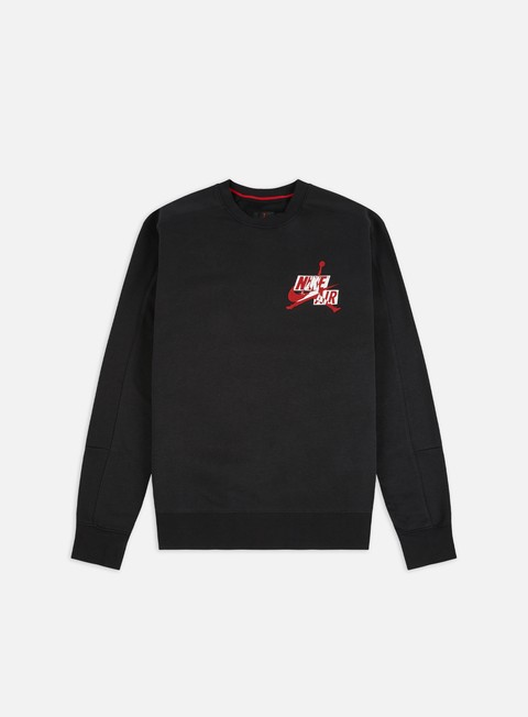 Jordan Jumpman Fleece Crewneck