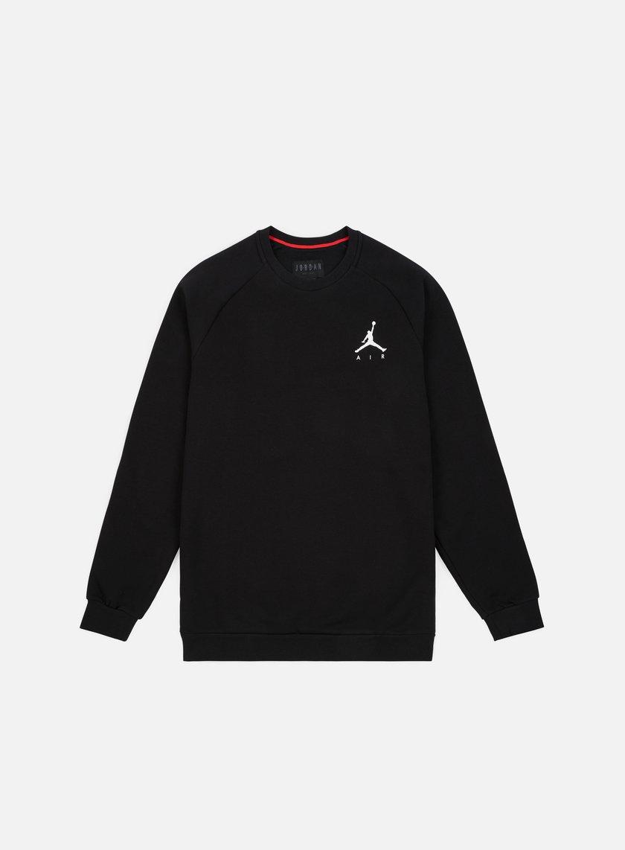 cff9a8e00f36 JORDAN Jumpman Fleece Crewneck € 55 Crewneck Sweatshirts