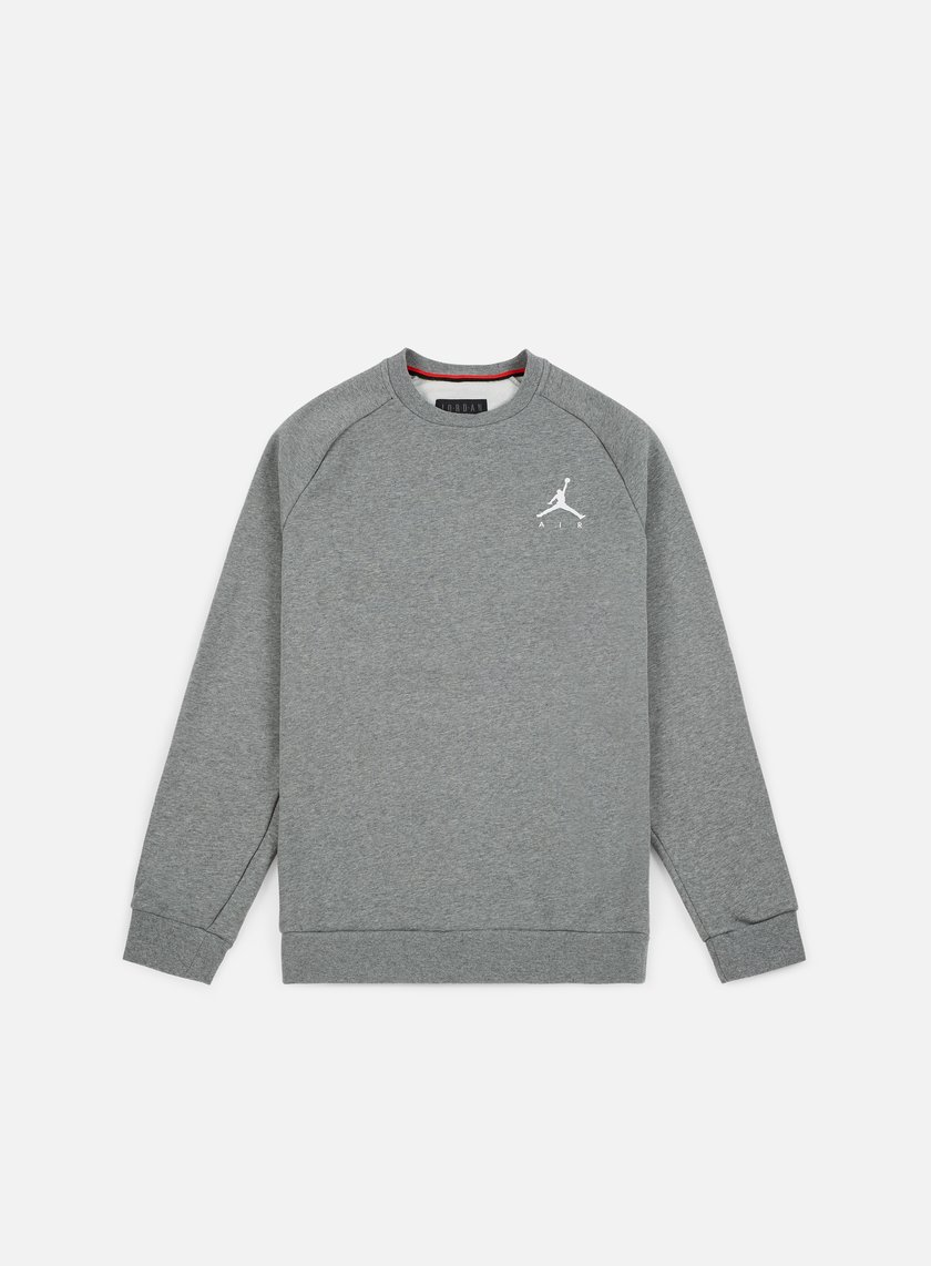 new york a760b dd563 Jordan Jumpman Fleece Crewneck