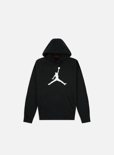 Hooded Sweatshirts Jordan Jumpman Logo Hoodie
